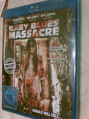 BABY BLUES MASSACRE-(COLLEEN PORCH,RIDGE CANIPE u.SEAN JOHNSON)-Disk NEU-