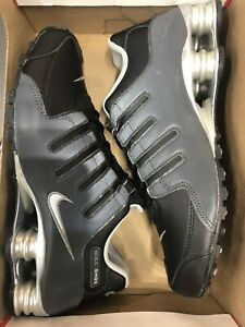 Nike sir shox NZ/AU size 9 and 11 brand new