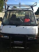 4wd camper 1994 Nissan urvan WVO must go great project Balga Stirling Area Preview