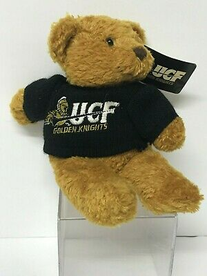 UCF University Central Florida GOLDEN KNIGHTS BEAR 8