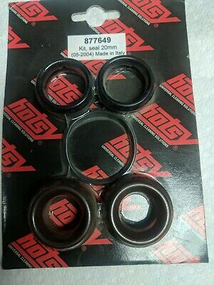 Hotsy Pump U Seal Kit 20mm Nos Part 8.717-582.0 Alt 87175820 And 877649
