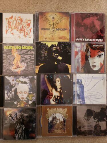 Lot of 62 CD
