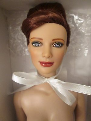 Breakfast at Wentworth's Nude Tonner Doll 2007 Charlotte Sculpt Tyler BW Body