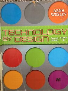 Technology by Design (Second Edition) Stage 4 Frenchs Forest Warringah Area Preview