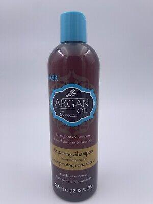 Hask Argan Oil Shampoo Repairing 12oz