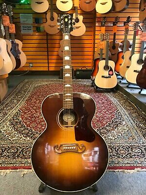 Gibson SJ-200 Studio, Burst