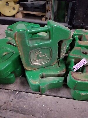 John Deere Front Tractor Suitcase Weights R66949