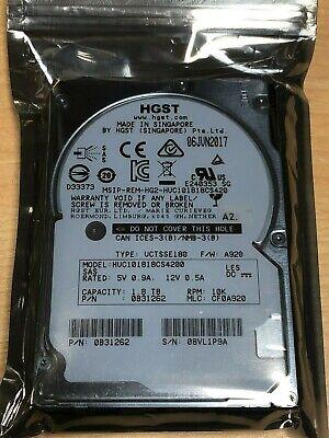 HGST HUC101818CS4200 1.8TB 2.5'' SAS 10,000 RPM 12Gb/s Hard Drive