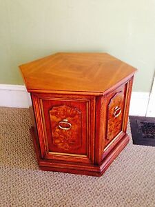 Nice Vintage Solid Teak Table, Excellent Condition