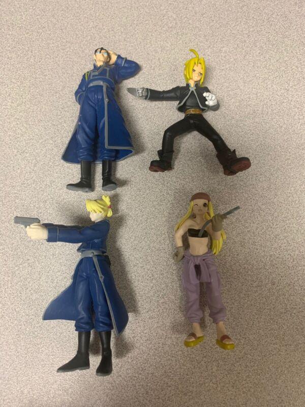 Fullmetal Alchemist Amada Figure Lot