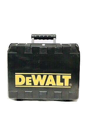 Dewalt D25404k 1-18-inch Vs Sds Rotary Hammer Box Case Only No Tool