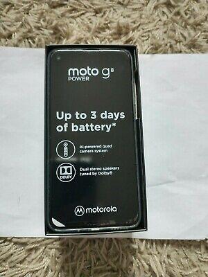 Motorola g8 power 4GB 64GB unlocked