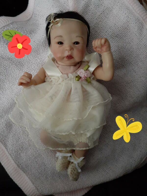 Mini Reborn Lilly Loo by Marita Winters
