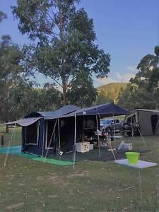 Vacation Campers Tourer model (upgraded) Carseldine Brisbane North East Preview