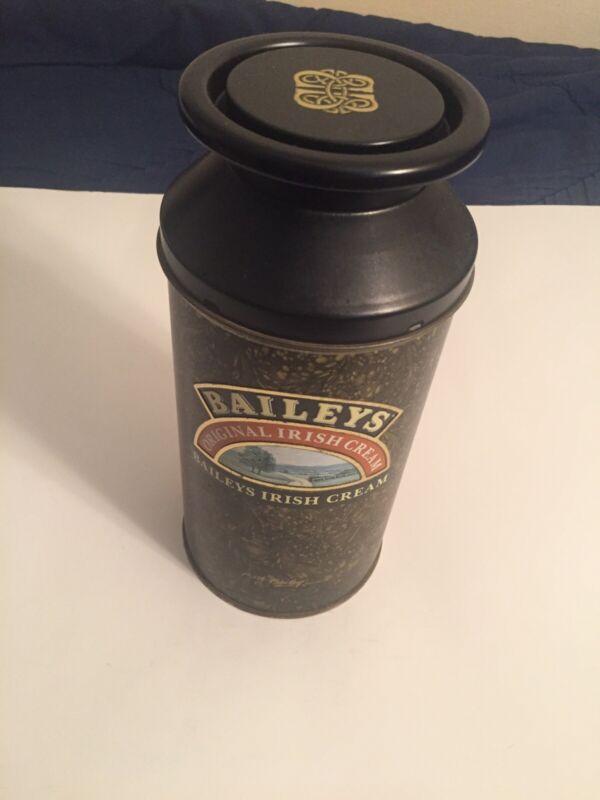 Vintage 1989 Baileys Irish Cream Collectors Tin Canister