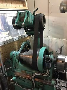 American tool works lathe