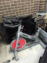 Star trac spin exercise bike Greenacre Bankstown Area Preview
