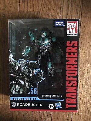 Roadbuster Studio Series #58 Transformers Deluxe Class [IN STOCK]
