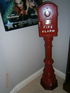 Antique Fire Alarm Box