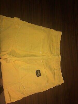 stan ray painters pants 30X32 Yellow Paris G Star New York