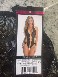 Lingerie size small/medium (new)