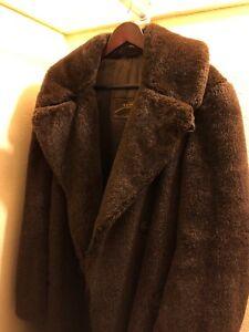 Genuine Alpacca Fur Coat