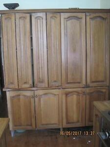 . European oak doors kitchen cupboards Brighton Bayside Area Preview