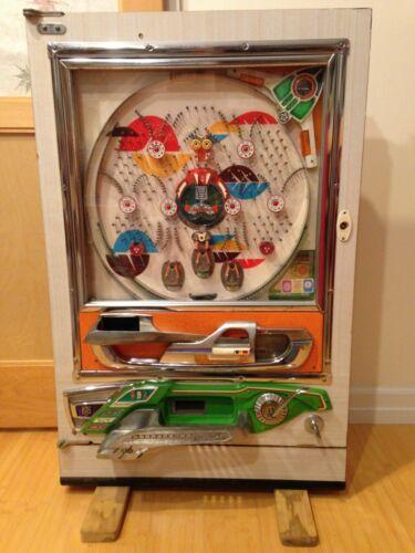 Rare Maruhon Pachinko Machine, Japan, Works !