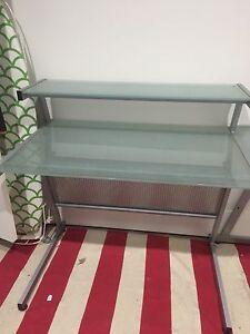 Glass Desk Lane Cove Lane Cove Area Preview