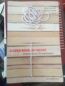 A Good book in theory
