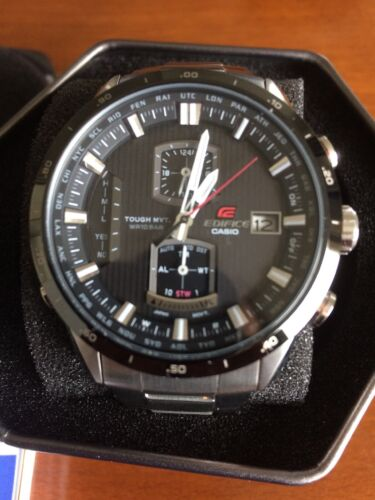 Casio tough solar Funk EQW-A1110DB-1AER UVP 499.-