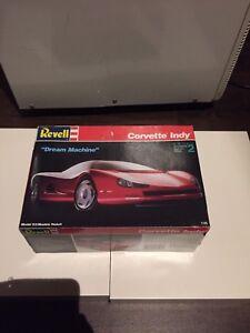 Corvette Indy Model Kit