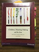 Children,Meaning-Making and the Arts Rochedale South Brisbane South East Preview