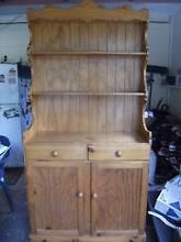 Solid Wood Dresser, Buffet, Hutch Loganholme Logan Area Preview