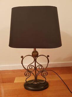 Large oversized lamp