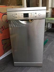 Bosch Series 6 Stainless steel finish Built-under 45cm dishwasher Ryde Ryde Area Preview