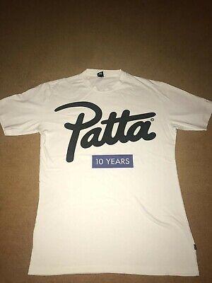 Patta 10 years anniversary shirt (FW2014): Size M, gebruikt tweedehands  Nederland