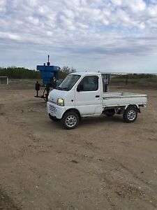 1999 Suzuki Carry 4x4