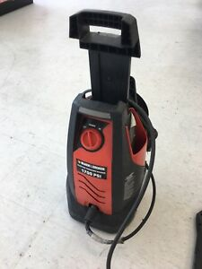 Pressure Washer Black & Decker 1700 psi