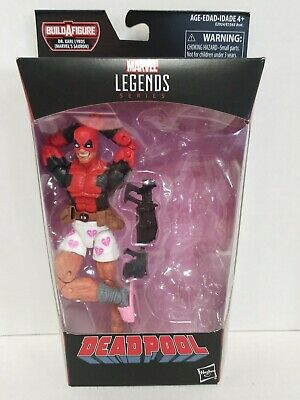 "Hasbro Marvel Legends Series Deadpool in Boxers 6"" Action Figure No BAF Sauron"