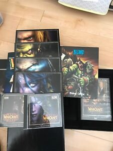 Warcraft 3 collector's edition