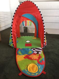 Baby sensory play dome / tent / gym & Sensory baby toy bundle | Toys - Indoor | Gumtree Australia ...