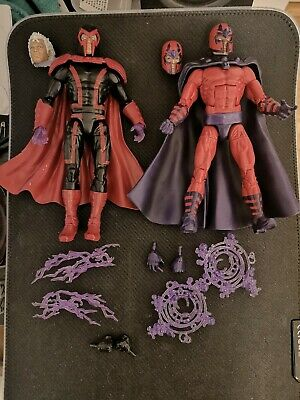 Marvel Legends Magneto Family Matters 3 Pack And Marvel Legends Apocalypse Wave