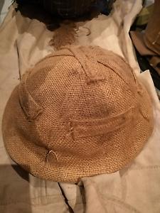 Reproduction WW1 Brodie helmet large size. Edens Landing Logan Area Preview