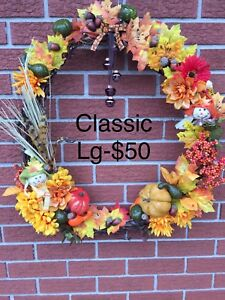 HAND WOVEN GRAPEVINE WREATHS FOR SALE