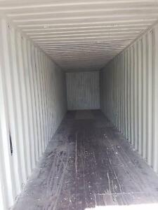 40ft shipping container wind and watertight Gumdale Brisbane South East Preview