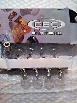 Back Up Light Bulb CEC Industries 1156 Antique Mercedes rr park, signal, drive, (Industrial Park Drive)