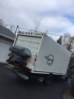 Movers , junk removal ,