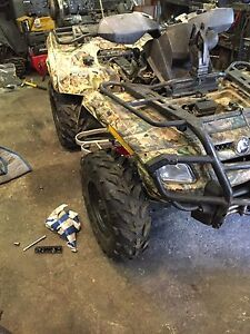 Can am outlander part out