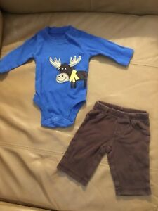 Newborn Carters outfit